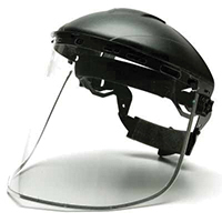 Industrial Head & Face Protection