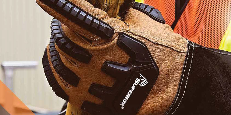 Superior Leather Gloves