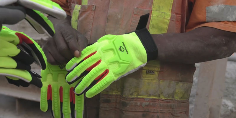 Superior Glove - High Visibility Gloves