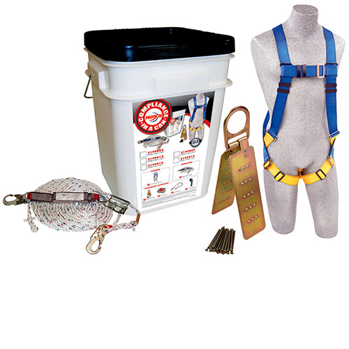 3M Protecta Fall Protection Compliance Kit R Anchor