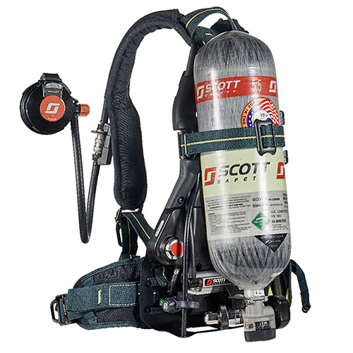 3M Scott Fire and Safety - Air-Pak X3 SCBA