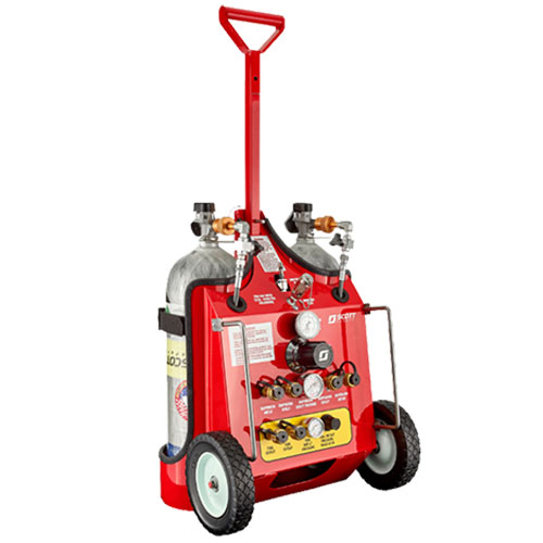 3M Scott Fire and Safety - Mobile Air-Cart