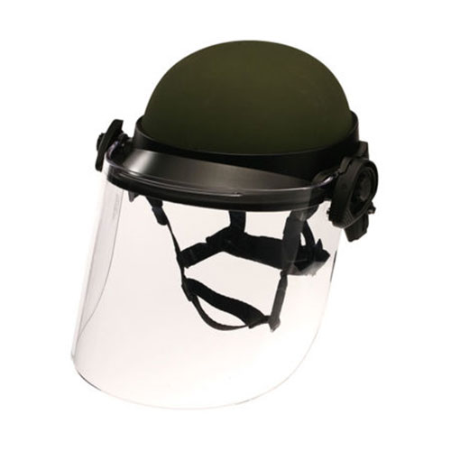 USI DK6-H150s Riot Face Shield